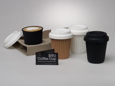 BYO Coffee Cup