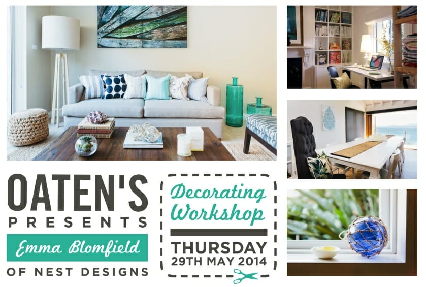 NEW Rural Workshop: Oaten\'s in Casino NSW - Emma Blomfield Interior ...
