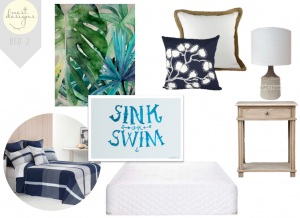 Apartment 15 - Mood Board - Bedroom - Nest Designs