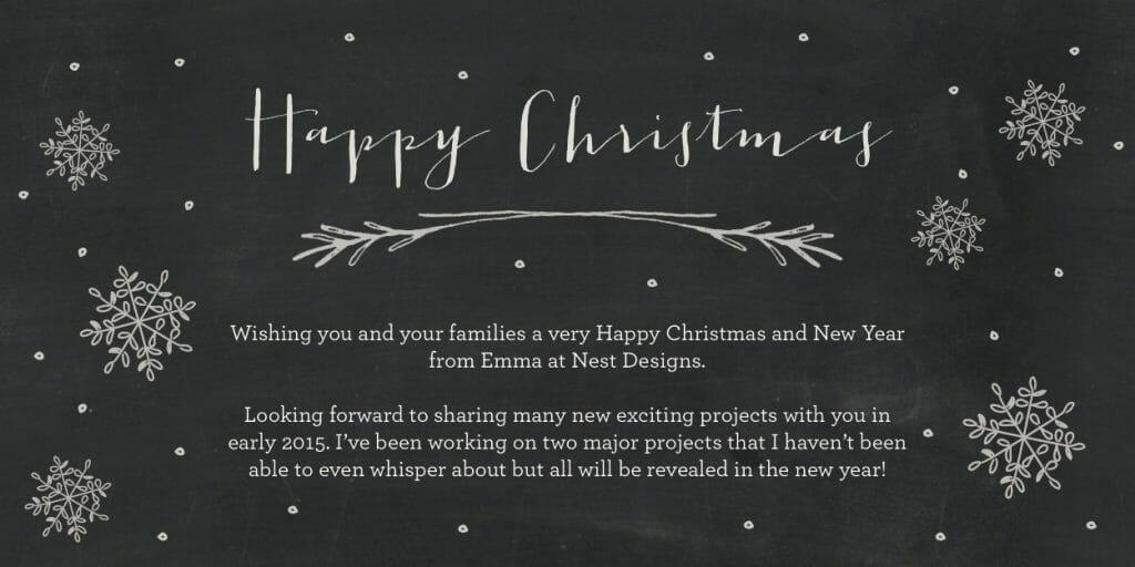 Nest Designs Christmas Graphics 2014