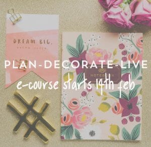 The Decorating School - Plan | Decorate | Live eCourse