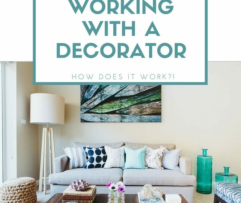 Working With  A Decorator