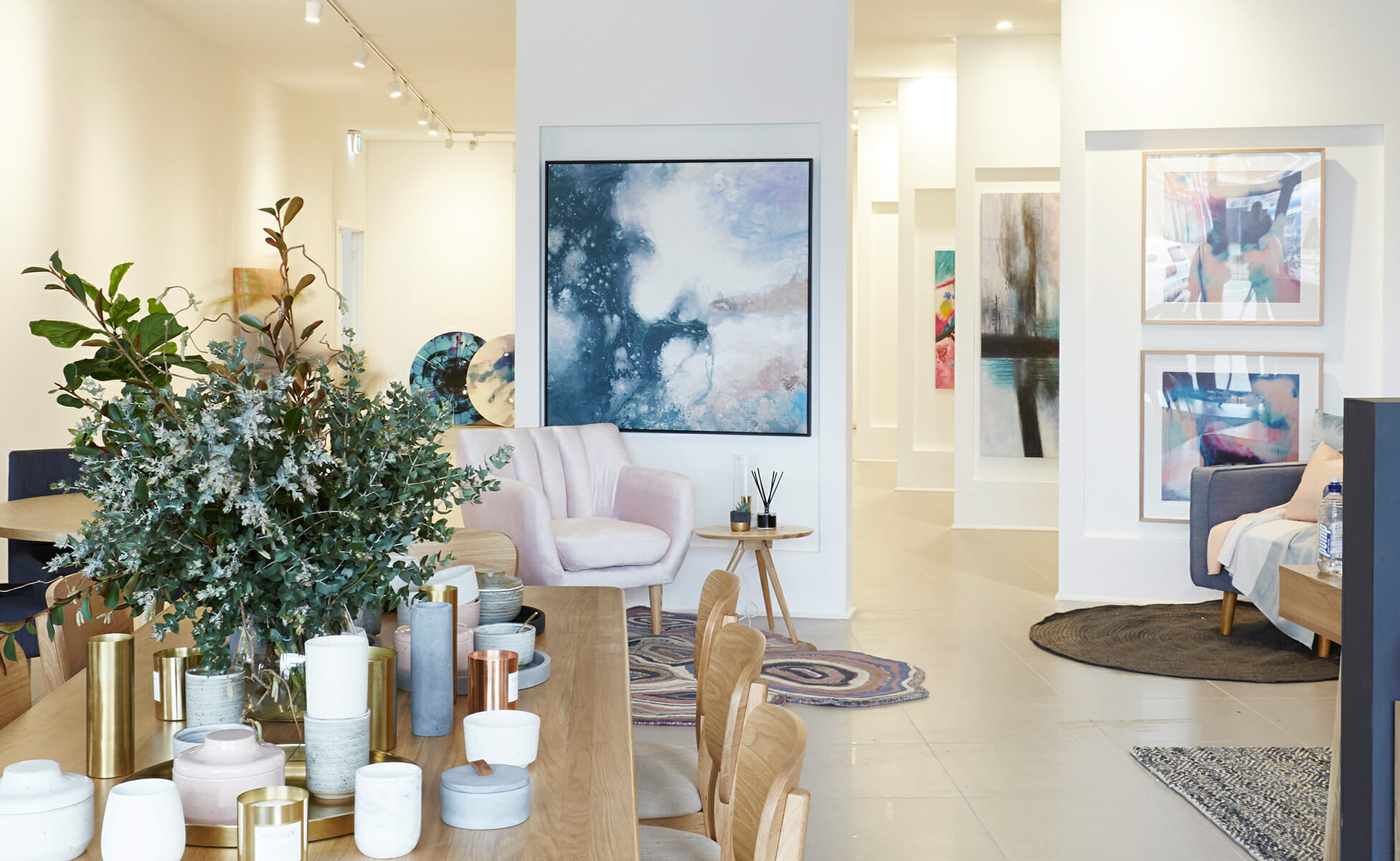 United Interiors Showroom – Emma Blomfield