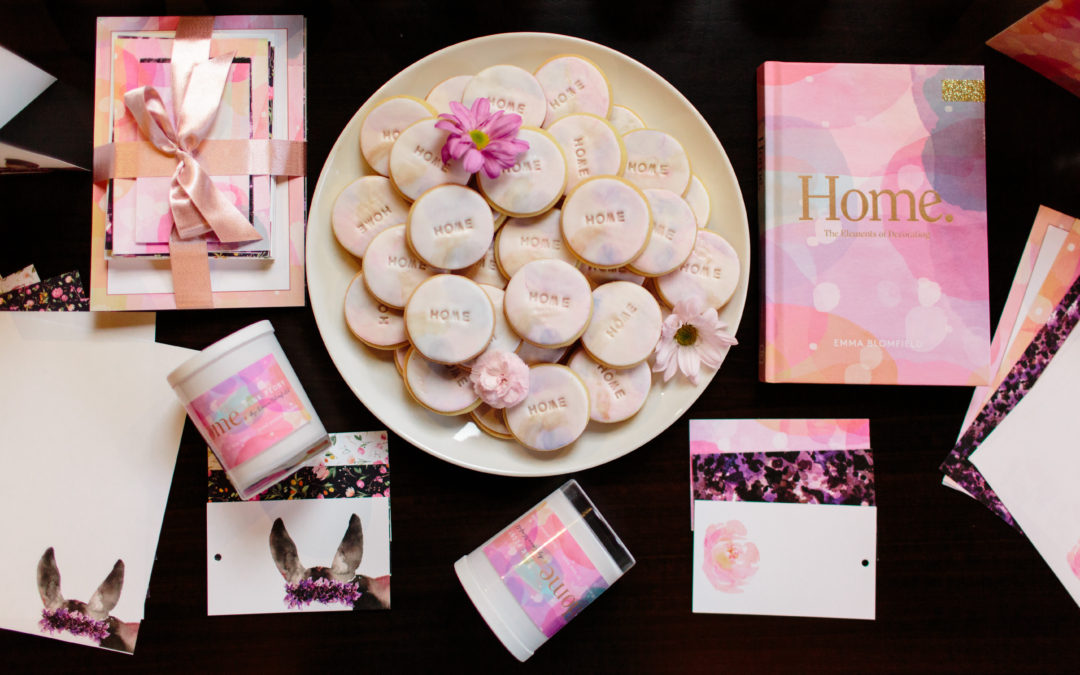 How I styled my Sydney book launch